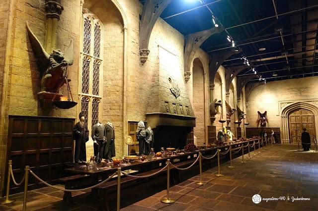 Harry Potter großer Saal