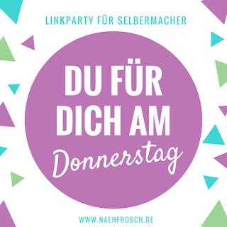 Linkparty Du für Dich am Donnerstag