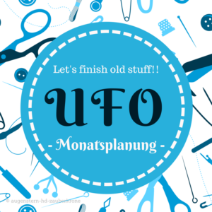 UFO Linkparty Monatsplanung