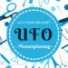 Meine UFOs im August  -  Monatsplanung
